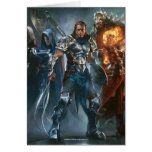 Magic: The Gathering - Planeswalkers Card
