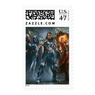 Magic: The Gathering - Planeswalkers Postage