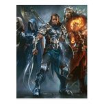 Magic: The Gathering - Planeswalkers Postcard