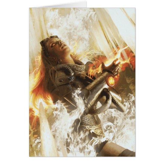 Magic: The Gathering - Purifying Fire (Chandra) Card