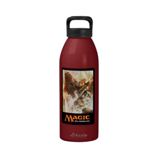 Magic: The Gathering - Purifying Fire (Chandra) Water Bottle