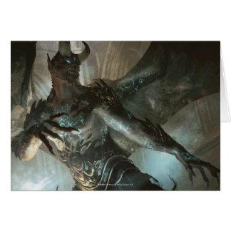 Magic: The Gathering - Rune-Scarred Demon Card