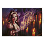 Magic: The Gathering - Snuff Out (Liliana) Greeting Card
