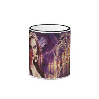 Magic: The Gathering - Snuff Out (Liliana) Ringer Coffee Mug