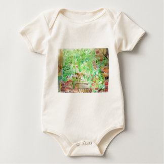 Magic time at Craig Sole's.jpg Baby Bodysuit
