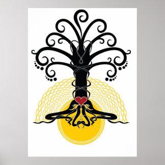 Magic tree posters
