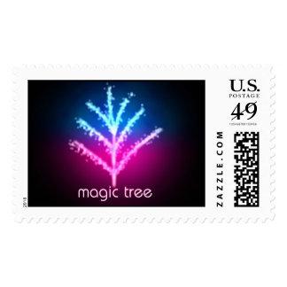 magic tree stamp