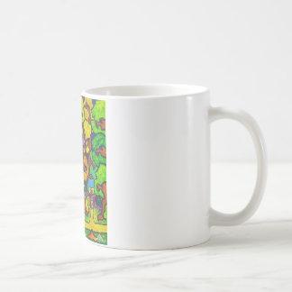 Magic Treehouse 411 Coffee Mugs
