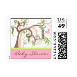 Magic Trees & Baby Girls Sweet Baby Shower Postage