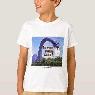 Magic Trick - 2D - Kids T-shirt