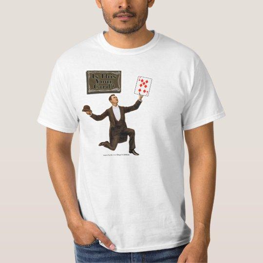 Magic Trick - 7D - Value T-shirt