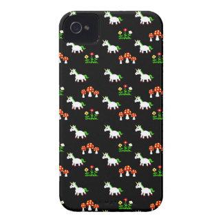 Magic Unicorn Garden iPhone 4 Case