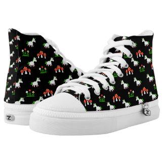 Magic Unicorn Garden Shoes