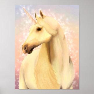 Magic Unicorn Poster