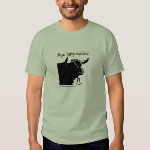 Magic Valley Highlands T-Shirt