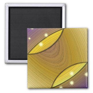 Magic Vector 2 Inch Square Magnet