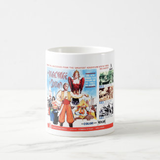 Magic Voyage of Sinbad Coffee Mug