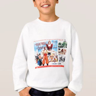 Magic Voyage of Sinbad Sweatshirt