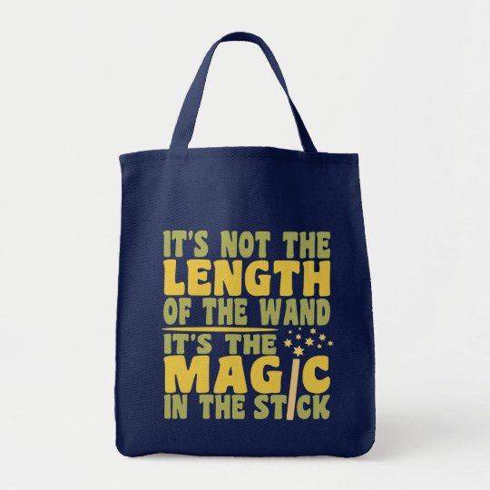 MAGIC WAND bag – choose style & color