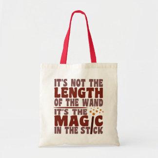 MAGIC WAND bag– choose style & color Tote Bag