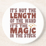 MAGIC WAND coaster