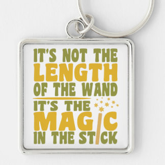 MAGIC WAND key chain