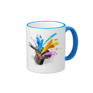 Magic Wand Mag Coffee Mugs