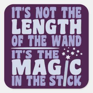 MAGIC WAND stickers