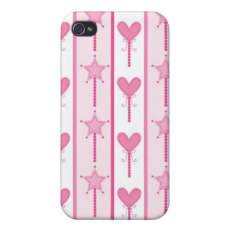 Magic Wands Case For iPhone 4