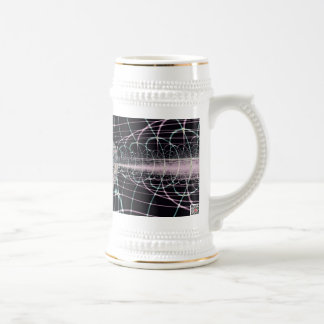 Magic Web Beer Stein