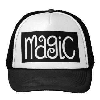 Magic white Hat