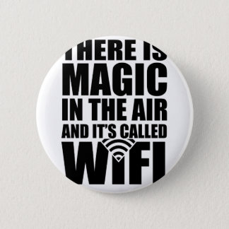 Magic wifi button
