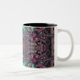 Magic Window Two-Tone Coffee Mug