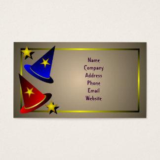 Magic Wizard Business Card
