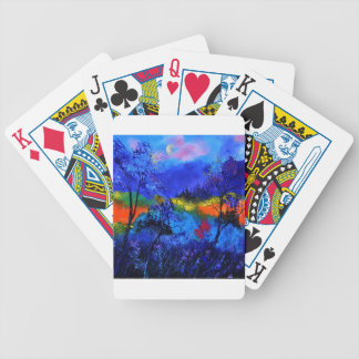 magic wood 7741 bicycle playing cards