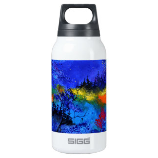 magic wood 7741 insulated water bottle