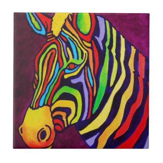Magic Zebra Tile