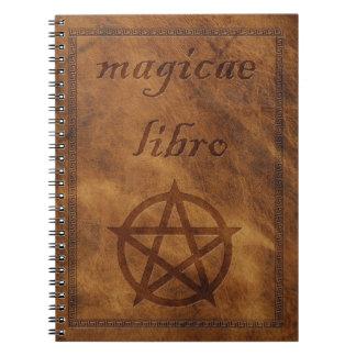 magicae libro notebook
