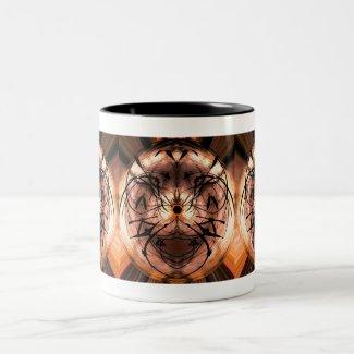 Magical Abstract Coffee Mugs