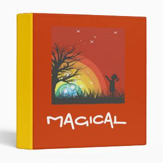 Magical- Avery Binder