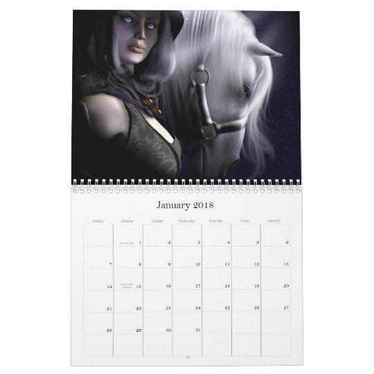 Magical Beast -2009 Calendar