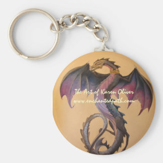 Magical Beast Keychain