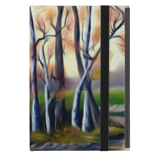 Magical Birch Bay Lagoon Case For iPad Mini