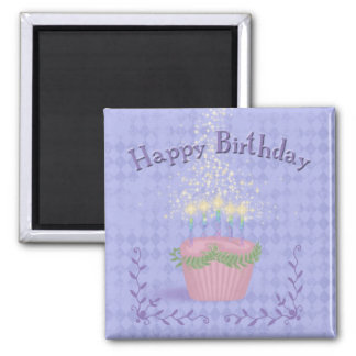 Magical Birthday Wishes Magnet