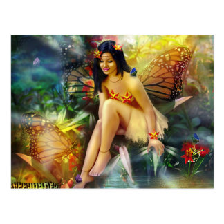 Magical Butterfly Fairy