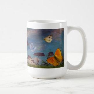Magical Butterfly Mug