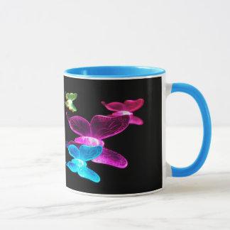 Magical butterfly Ringer Mug