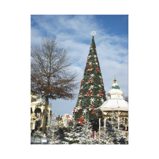 Magical Christmas Gallery Wrapped Canvas
