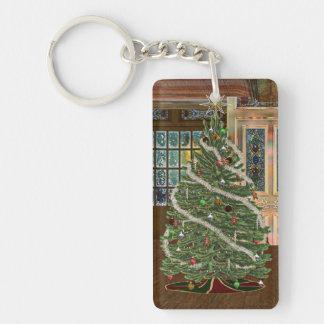 Magical Christmas Keychain