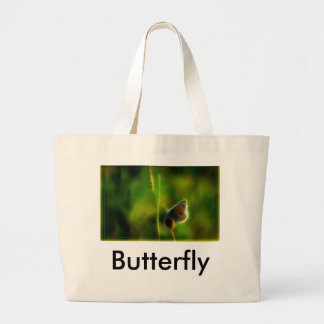 Magical Common Blue Large Tote Bag